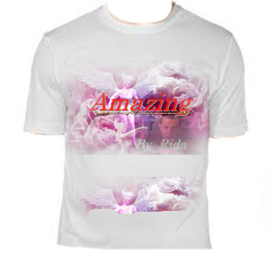 T-shirt Amazing White