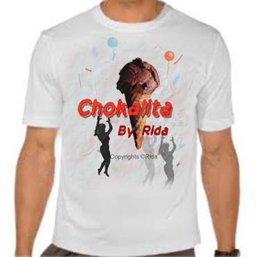 T-shirt Chokalita White