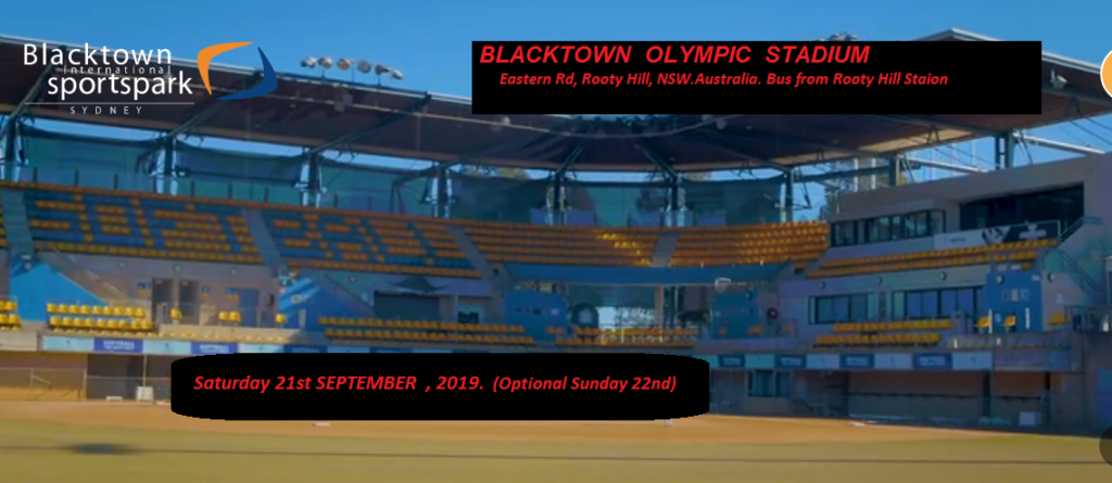 Blacktown Olympic Stadium